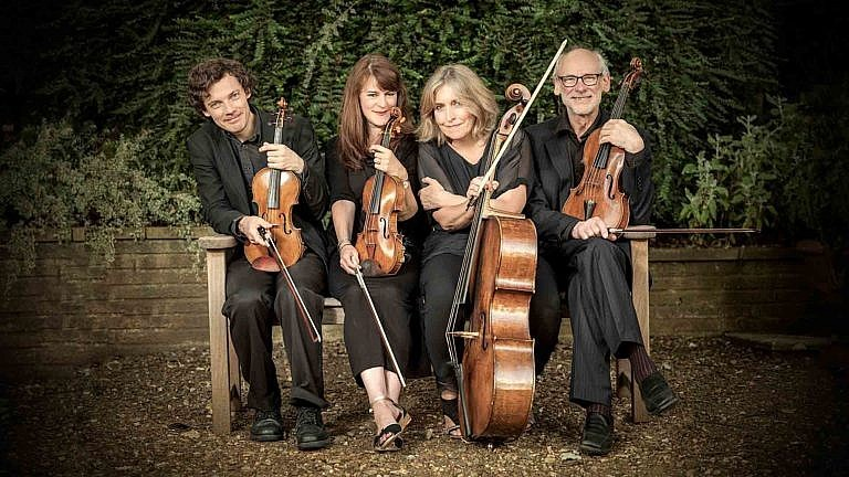 Fitzwilliam Quartet Promotional Picture