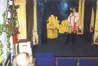 Picture of a Pantomime Performance