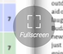 Full Screen Symbol